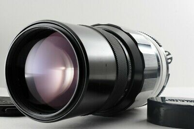 [N.Mint] Nikon Nikkor Q C Auto 200mm f/4 Converted Ai AI CONVERTED from JAPAN