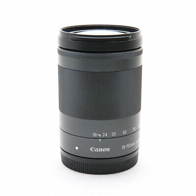 Canon EF-M18-150mm F/3.5-6.3 IS STM Black -Near Mint- #37
