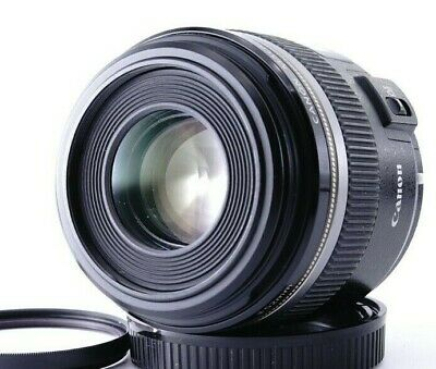 Near MINT Canon EF-S 60mm f/2.8 Macro USM Lens for Canon EFS From JAPAN