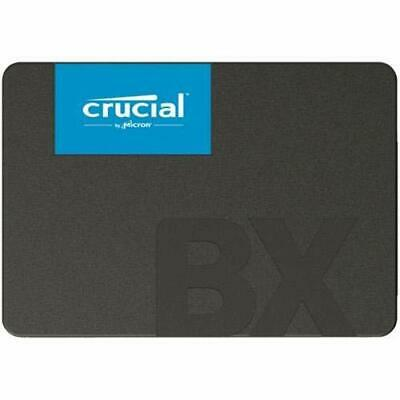 Crucial Bx500 - Solid State Drive - 120 Gb - Internal - 2.5` - Sata... NEW