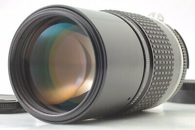 [Near Mint] Nikon Ais Nikkor 200mm f/4 MF Ai-s Telephoto Lens from Japan #107