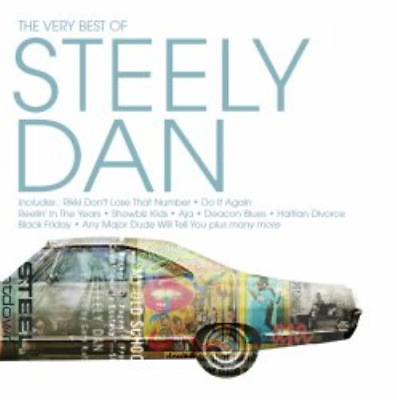 Steely Dan-The Very Best of Steely Dan CD NEW