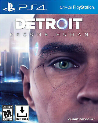 Detroit Become Human - PS4 📥