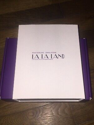 La La Land Korea Fnc Exclusive Box Blu-Ray Steelbook Boxset