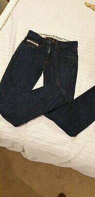 Boy's VANS Off the Wall Skinny Jeans 24 x 26  (Age 10-12)