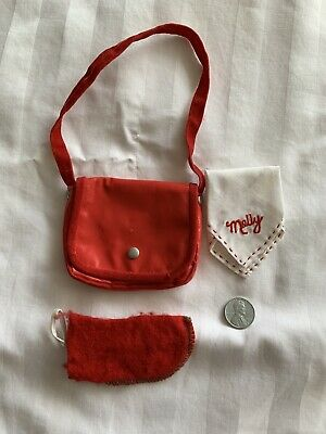 American Girl MOLLY ACCESSORIES HANKIE ONLY Retired Molly/'s Napkin NEW