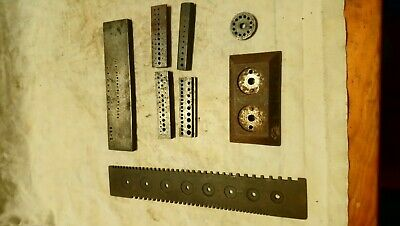 Old Clockmakers Tools