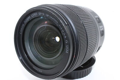 Canon EF-S 18-135mm f3.5-5.6 IS USM EF Mount Lens - Good