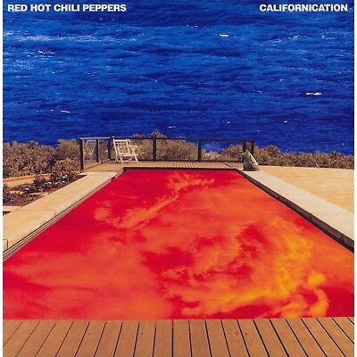 Red Hot Chili Chilli Peppers / Rhcp ( New Sealed Cd ) Californication [Pa]