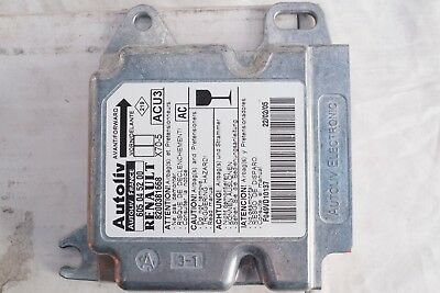 New Genuine Renault Master Movano Airbag Control Modul Srs 605045200 93167506