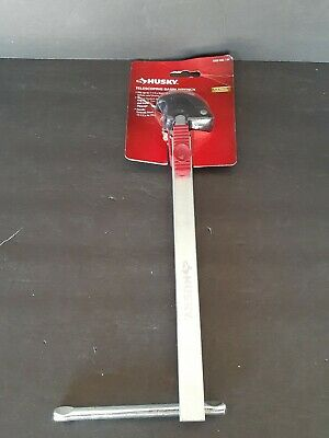 Husky 1-1/2 in. Quick-Release Telescoping Basin Wrench As pictured