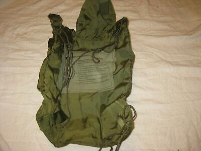 Usgi 5 Quart Collapsible Canteen Carrier Assembly Od Olive Drap Nib