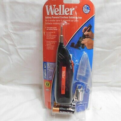 Weller Battery Powered Cordless Soldering Iron BP645MP