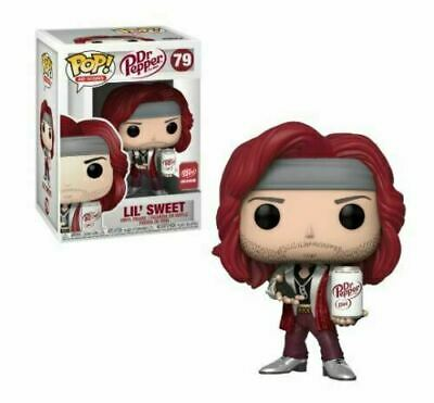 *FAST DELIVERY* FUNKO Lil Sweet Pop Ad Icons #79 Dr. Pepper Exclusive Promo Code