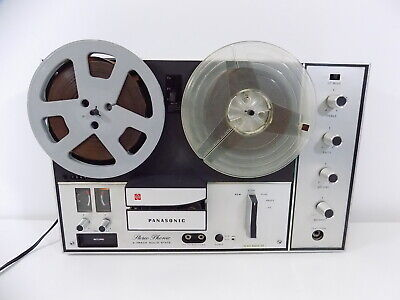 Panasonic 4 Track Solid State Stereo Phonic Model No. RS-761S