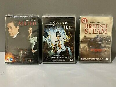 Three Assorted TV Shows & Film DVDs (B53/02)