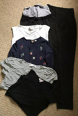 maternity clothes bundle size 10 6 Items Dorothy Perkins Next Trousers Tops