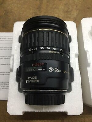 Canon EF  28-135mm f/3.5-5.6 STM IS USM Lens