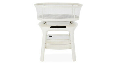 4moms MamaRoo Sleep Bassinet Calms & Soothes - White