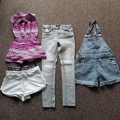 Amazing Girls Clothes Bundle Age 11-12 Yrs, River Island, Candy Couture,...