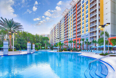 Vacation Village At Parkway 92,500 RCI Points Annual Orlando Florida Timeshare