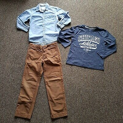 Boys clothes Bundle Age 8-9 Years, Fat Face, Debenhams, Primark