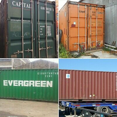 20ft & 40ft Used Wind & Watertight Shipping Containers ** Memphis ** Best Price!