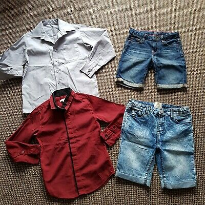 Boys Clothes Bundle Age 7-8 Years, Gap, River Island, Bluezoo, George