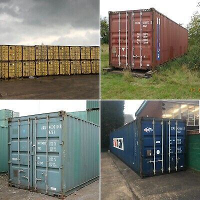 20ft & 40ft Used Wind & Watertight Shipping Containers * Nashville * Best Price!