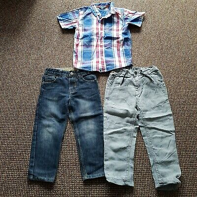 Boys Clothes Bundle Age 5-6 Years, Next, Primark