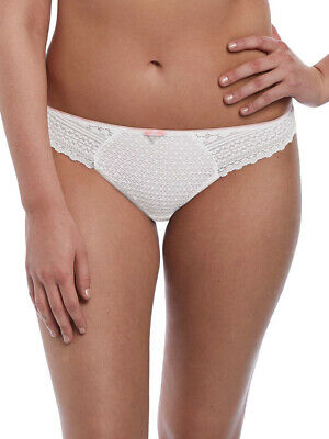 Freya Make Tracks Short Knickers 5126 White Print