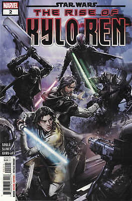 Star Wars Rise of Kylo Ren #2 1st Print Cover A Marvel 2019 Sold Out HTF