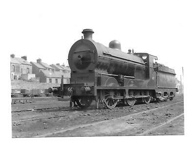 Irish Railway Photograph.  GNR (I) Great Northern Railway (Ireland) Loco No 117.