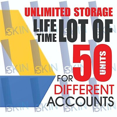 50 UNLIMITED GOOGLE Team DRIVE FOR YOUR EXISTING ACC Lot of 50 drive very fast!