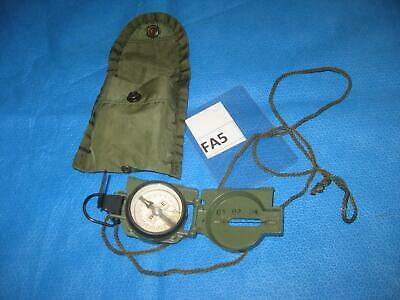 Cammenga Lensatic 3H Compass Olive Drab Hunting Camping 030204 6971 Fa5