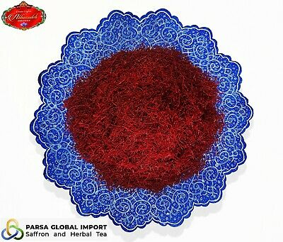 250 GRAMS 100% Pure Saffron Threads Premium Quality,- ALL RED GRAD 1 NEW SEASON