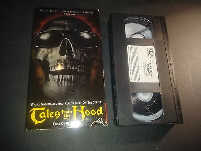 Tales From the Hood [VHS]