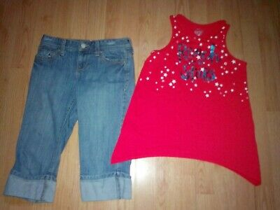 Old Navy & So 2 Piece Girls Outfit Size 10-12