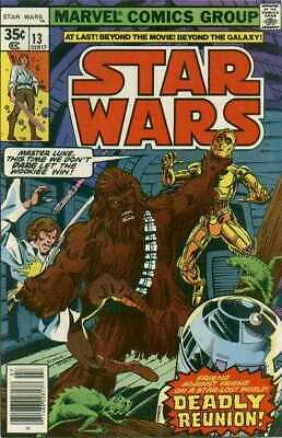Star Wars (1977 series) #13 in Very Fine + condition. Marvel comics [*r3]