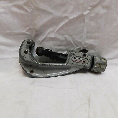 "Ridgid No.151 Quick Action Tubing Pipe Cutter 1/4"" to 1-5/8"""