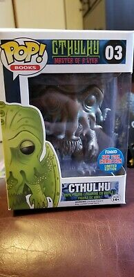 Patina Chthulu Funko Pop New York Comic Con Limited Edition