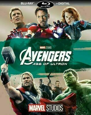 Avengers: Age Of Ultron (Blu-Ray Disc) - DISC IS MINT