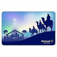 Walmart Gift Card for $200
