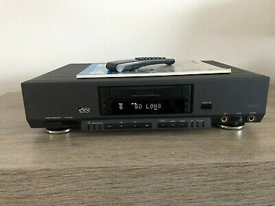 Philips DCC 951 18Bit DCC Digitale Cassette with Remote and Manual.