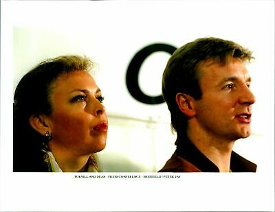 Jayne Torvill and Christopher Dean - Vintage Photography