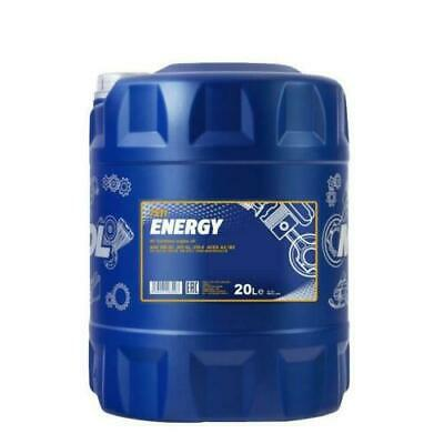 Mannol ENERGY 5w30 Fully Synthetic Engine Oil 20L SL/CF ACEA A3/B3 WSS-M2C913-B