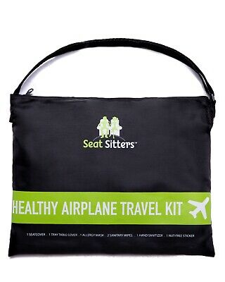 Seat Sitter Healthy Airplane Travel Kit