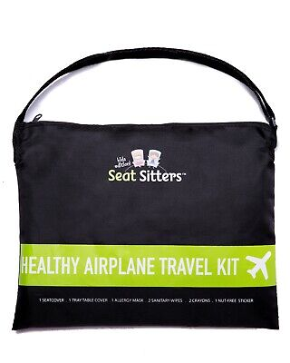 Seat Sitters Healthy Airplane Travel Kit