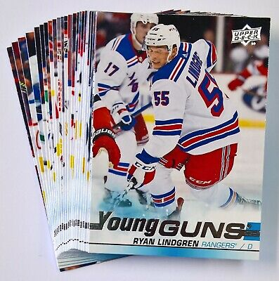 2019-20 Upper Deck Hockey Series 2 YOUNG GUNS Rookie Cards (Pick Your Own)