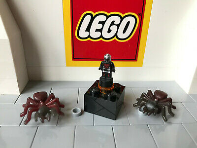 Lego Micro Ant Man Statuette Marvel Super Heroes Mini Figure From Set 76051